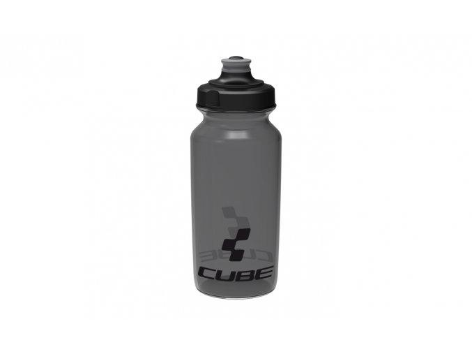 Láhev CUBE bottle 0,5l Icon black