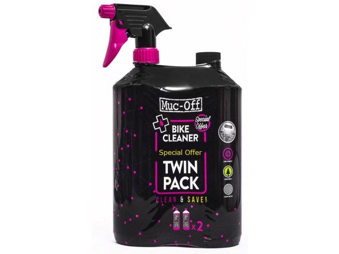1230024 muc off nano tech bike cleaner 1l spray twin pack MO919 1472678116