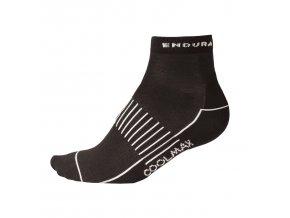 Ponožky Endura Coolmax Race II - dámské  (3-páry)