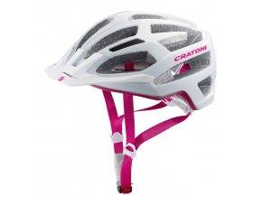 C FLASH white pink