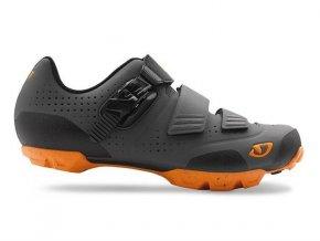 Cyklistické tretry Giro Privateer R tretry orange vel. 45