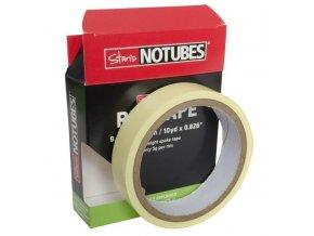 Lepící páska No Tubes ŽLUTÁ 10y x 21mm