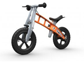 01 FirstBIKE Cross Orange with brake L2018 1024x1024