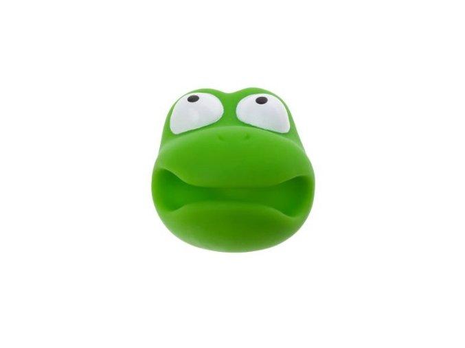 SMILLE držák na zubní mezizubní kartáček žába