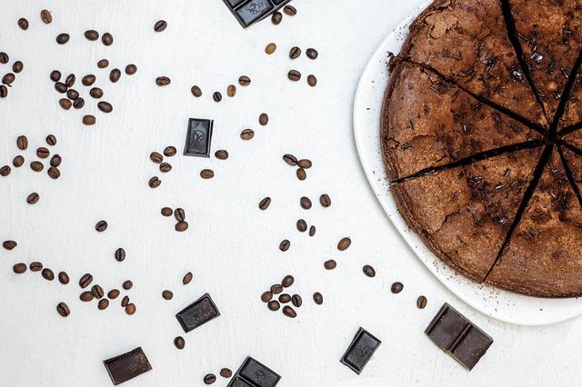 Zdravé vaření z čokolády: čokoládový dort s banánovým krémem