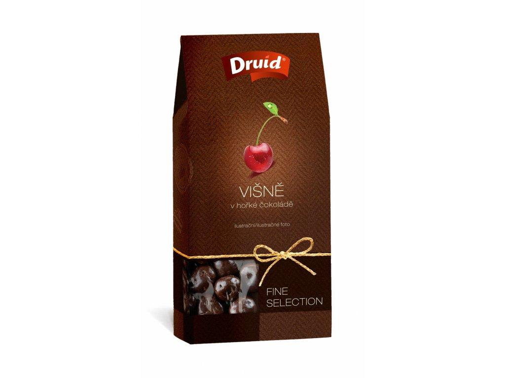 Druid Višně v čokoládě 80g