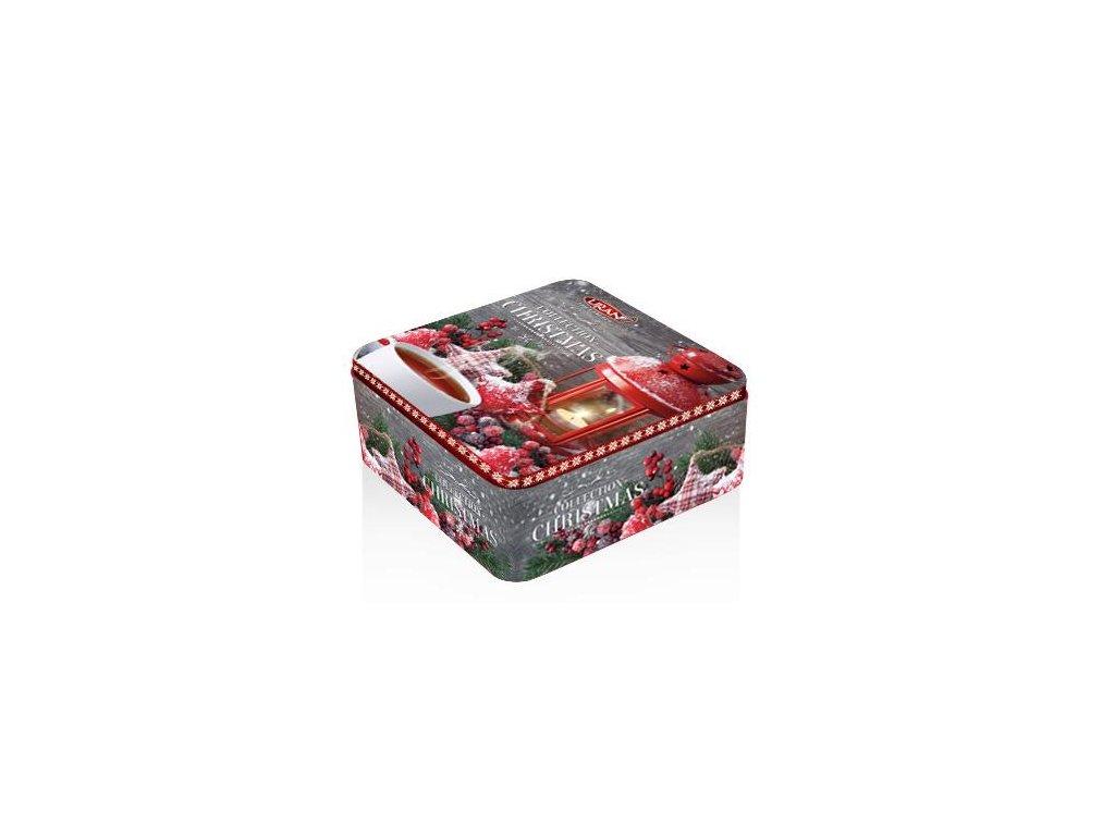 Liran Dárkový plech čajů Lucerna 6x20x1,5g