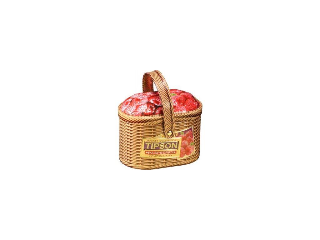 Tipson Basket Raspberry plech 100g