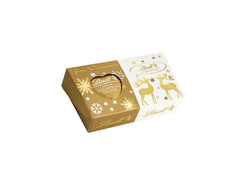 Lindt Gold Nuggets 50g