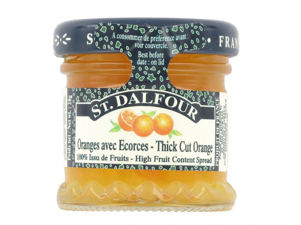 St. Dalfour Ovocná pomazánka pomeranč 28g (jednoporcová)