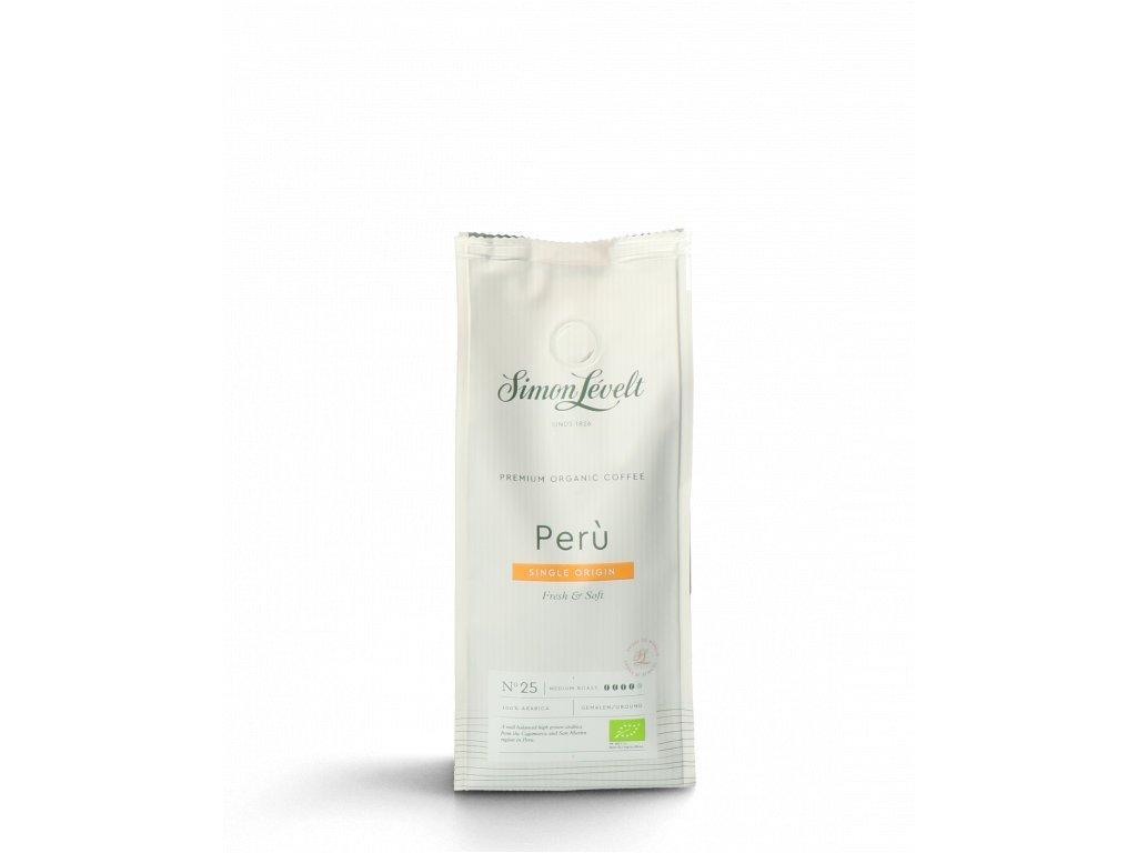 Simon Levelt Plantážní mletá káva Peru 250g