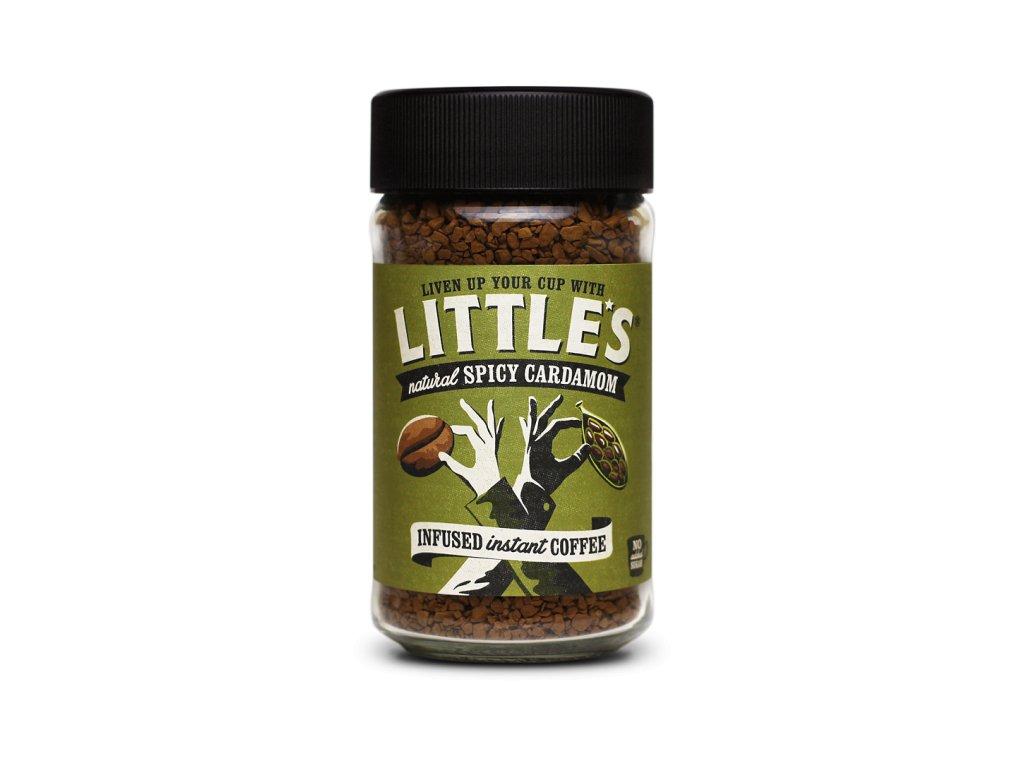 Littles instantní káva Spice Cardamom 50g