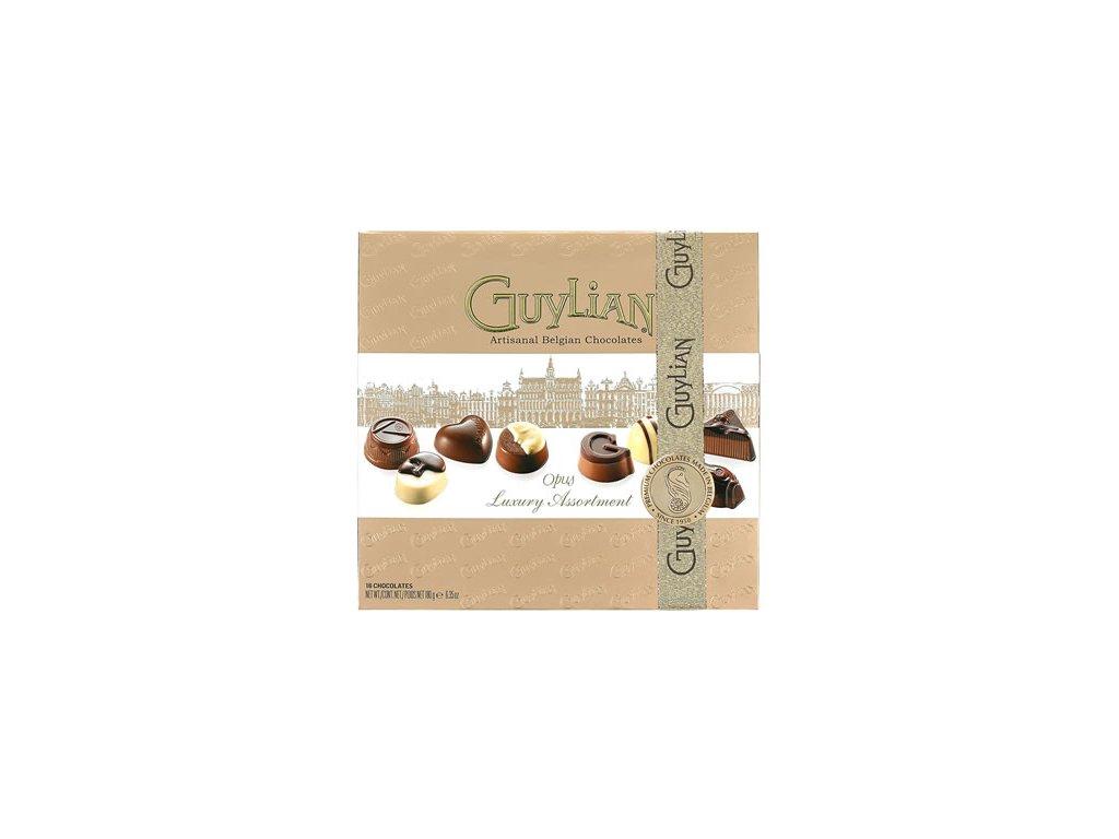 Guylian Opus Gold Belgické pralinky 180g