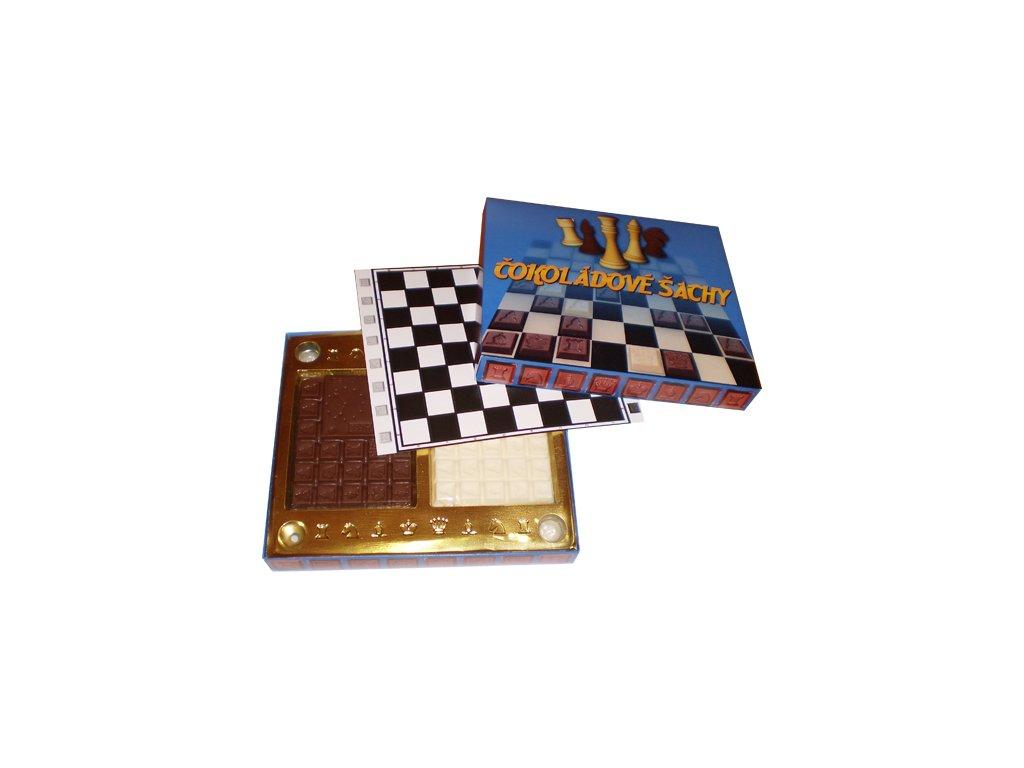 Fikar Čokoládové šachy 125 g