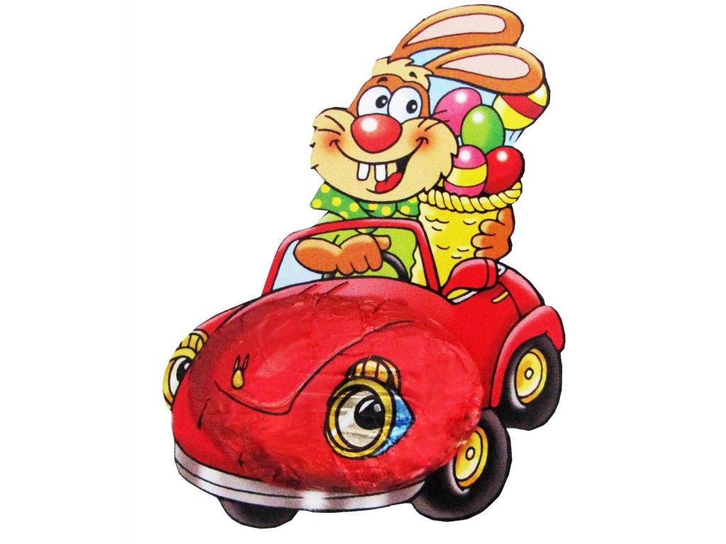 Storz Zajíček v červeném autíčku 12,5g
