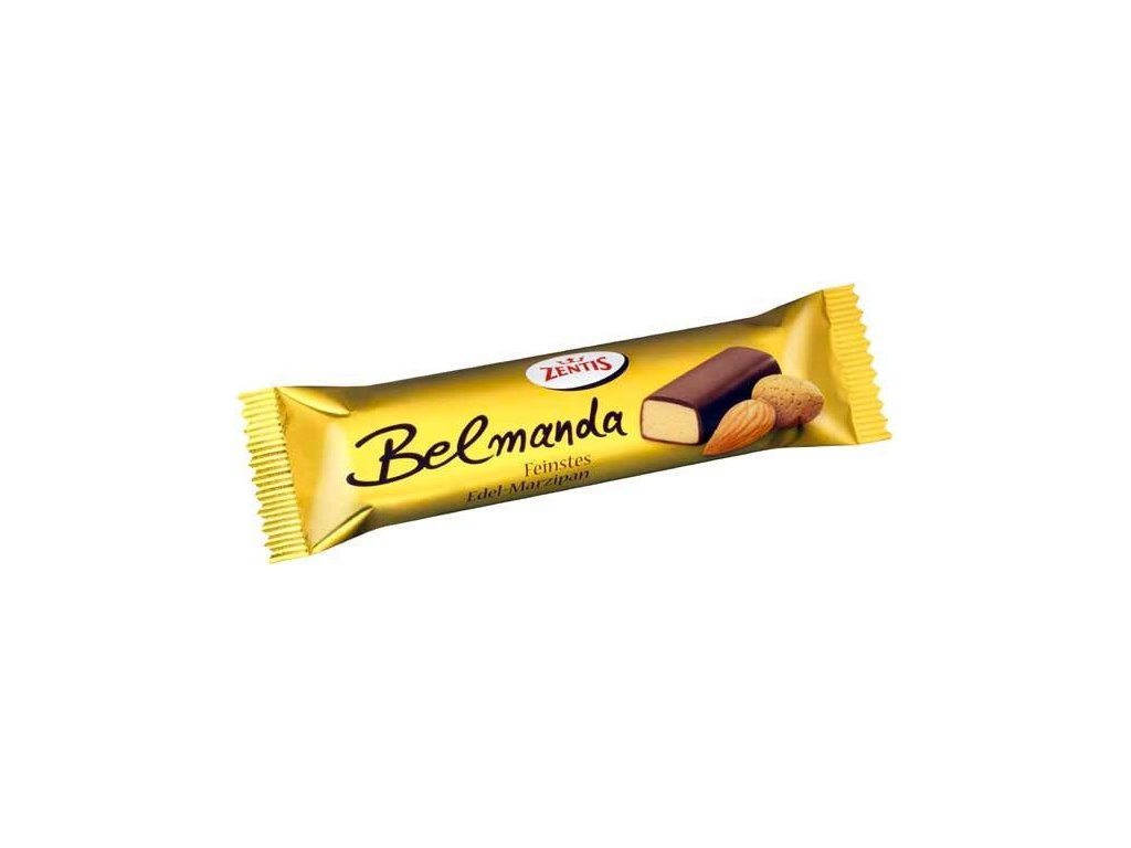 Zentis Bel Manda - marcipán v mléčné čokoládě 60g