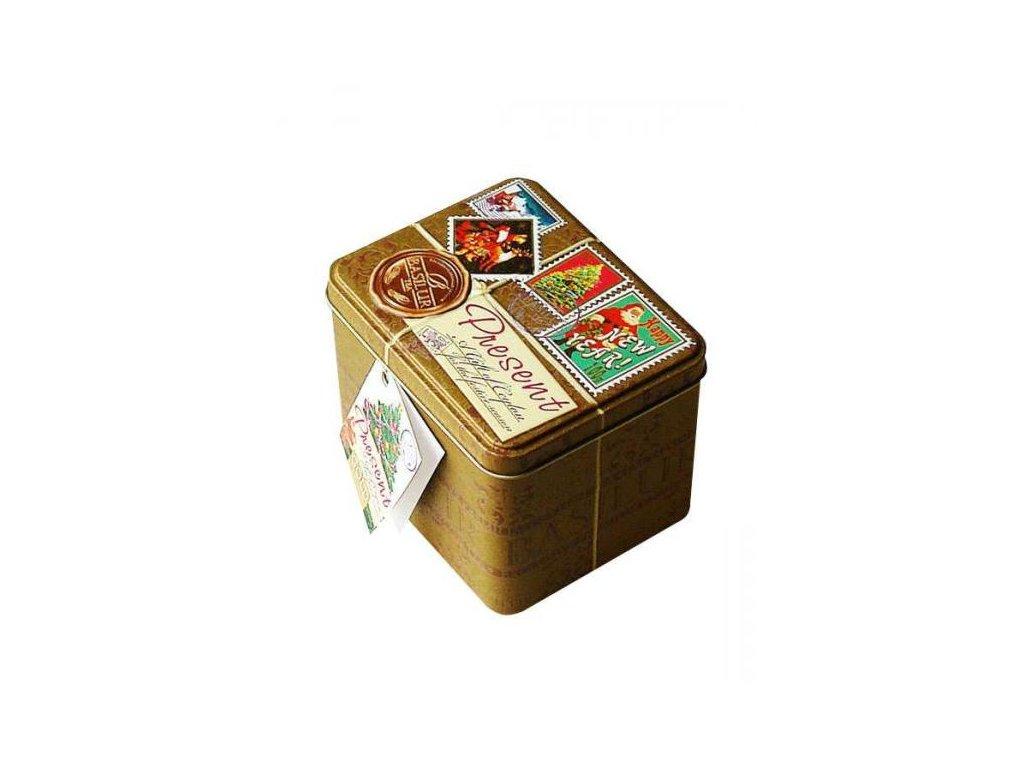 Basilur PRESENT GOLD plech 100g