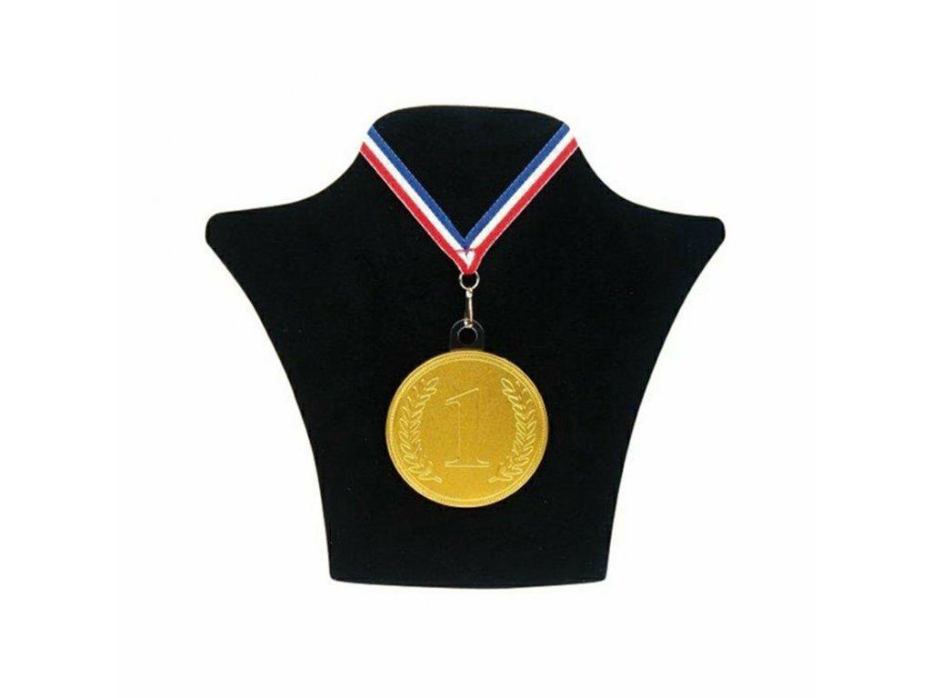 Medaile s trikolorou 23g