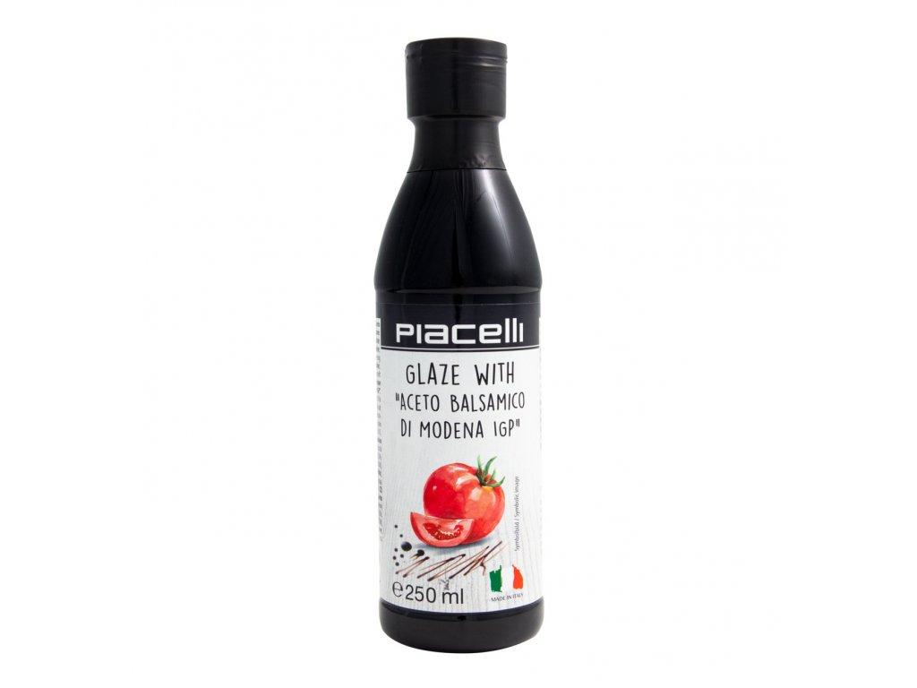 Piacelli Balsamico ocet tmavý krémový 250g