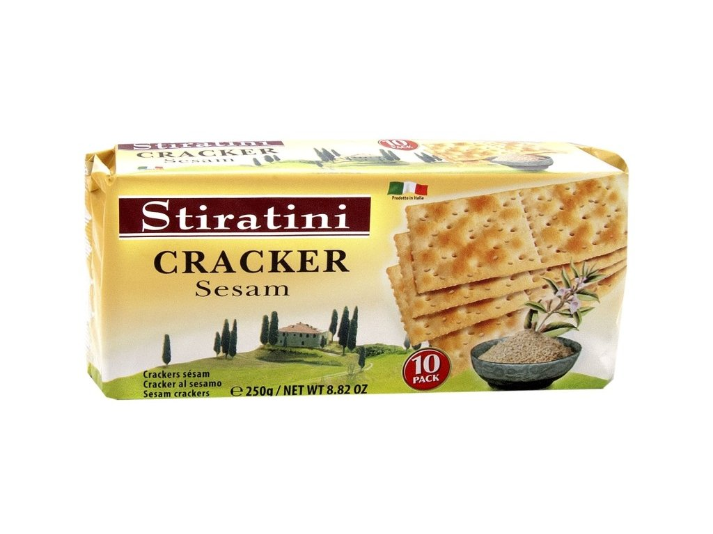 Cracker sezam 250g