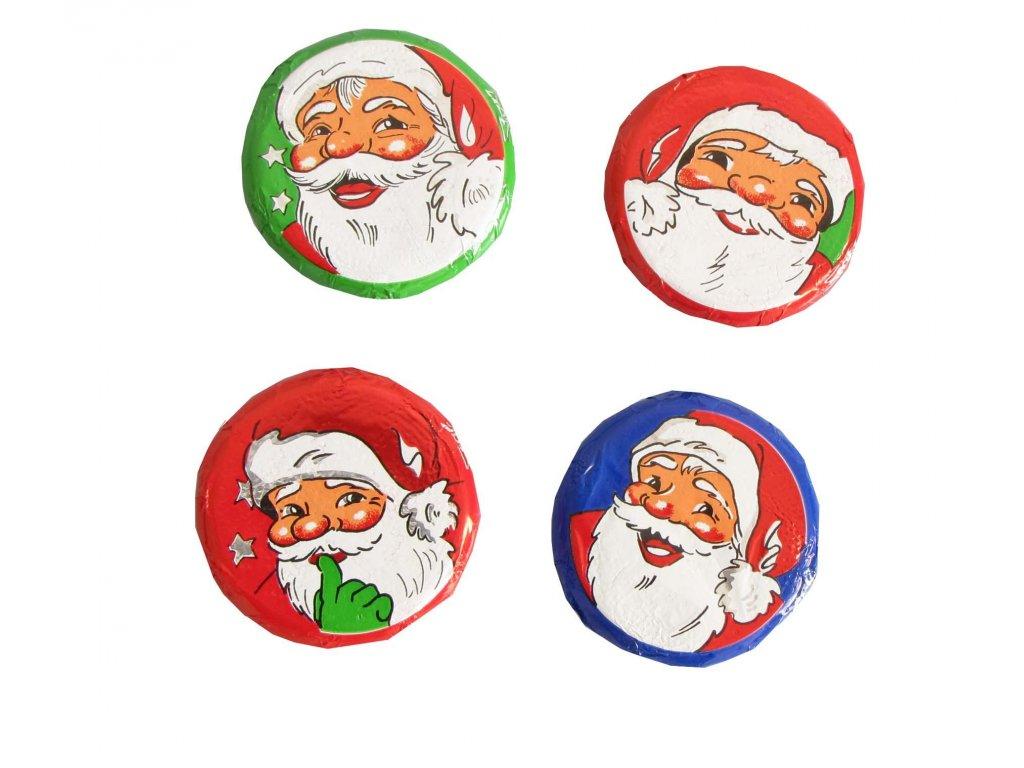 Vánoční mince Mikuláš 12.5g