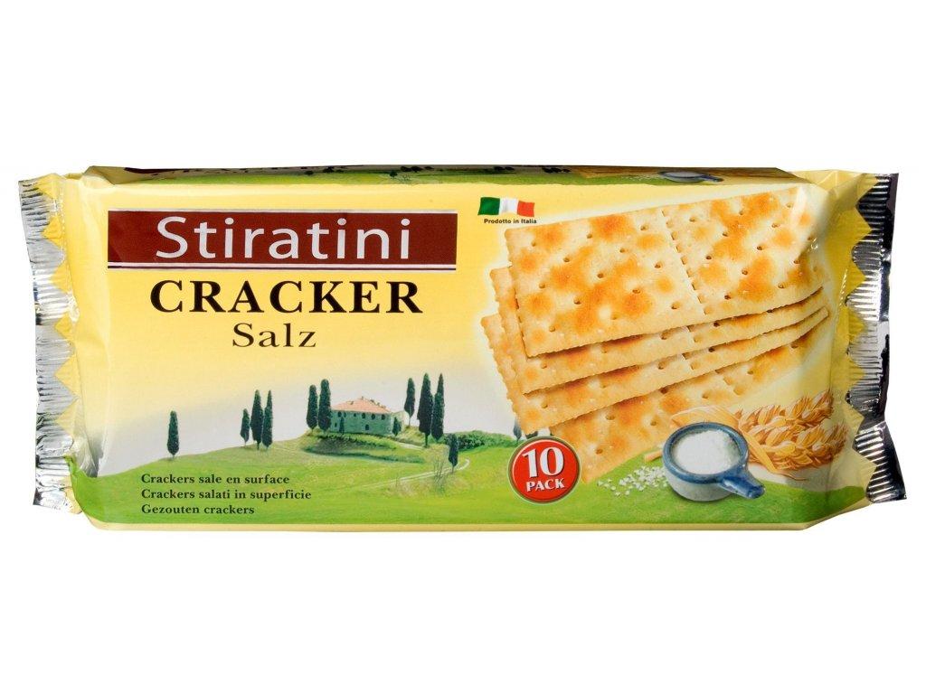 Stiratini křupavé, solené crackery 250g