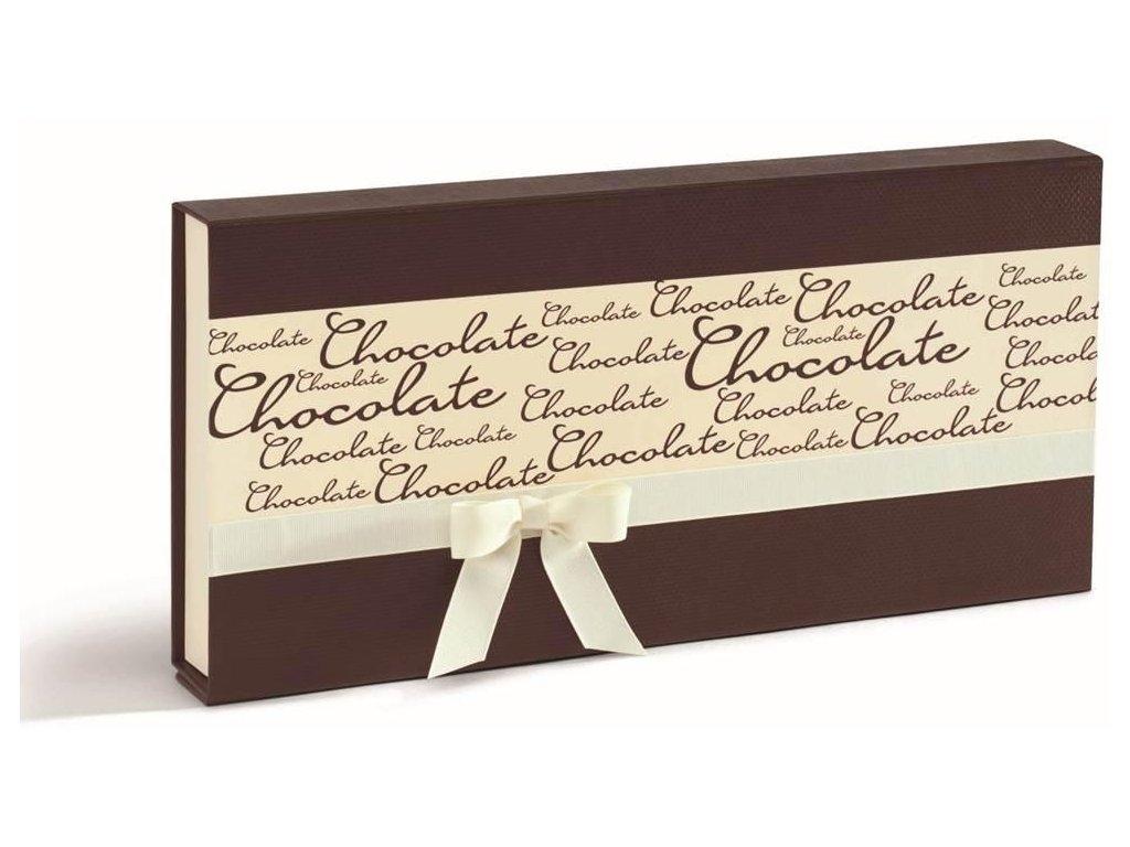 Socado Chocolate Praline Elegantní bonboniéra s Italskými pralinkami 250g