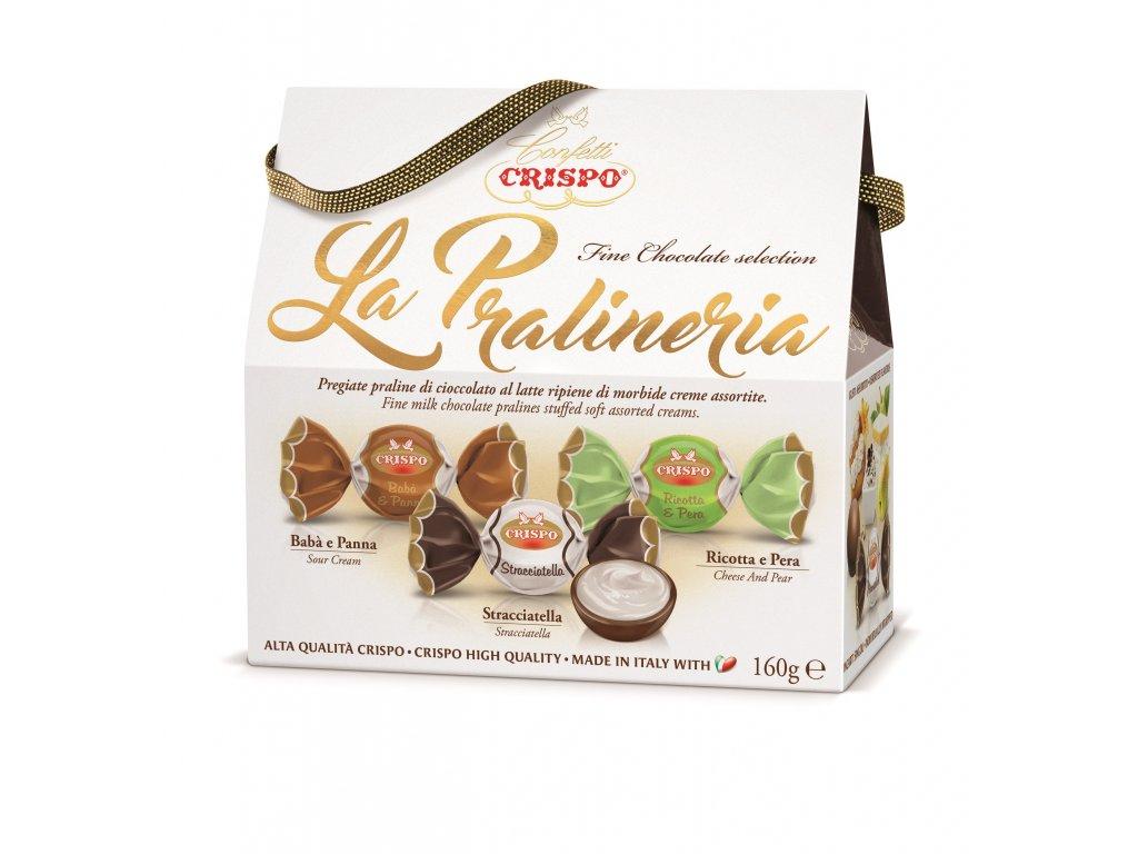 Crispo La Pralineria 160g