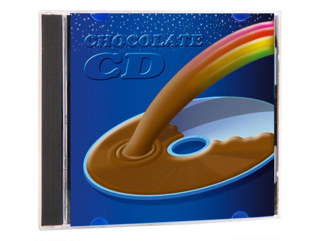 Čokoládové CD 60g