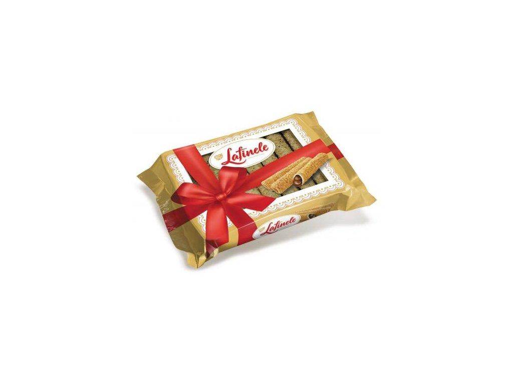 Lafinele Arašídové trubičky s čokoládovou náplní 235g