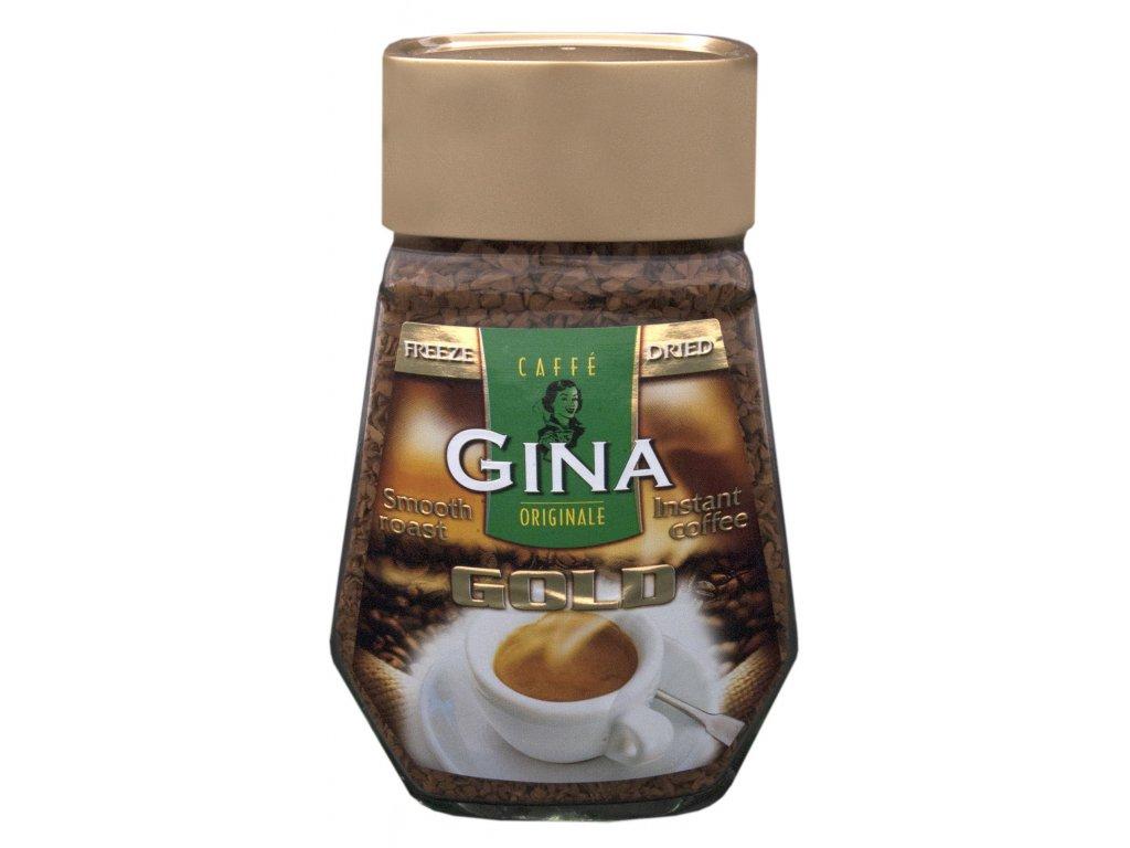 Gina Gold káva Instantní 100 g
