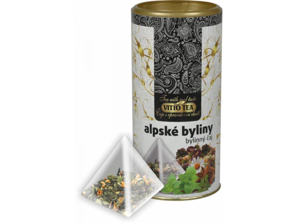 Vitto Tea Alpské byliny 15 x 1,5g
