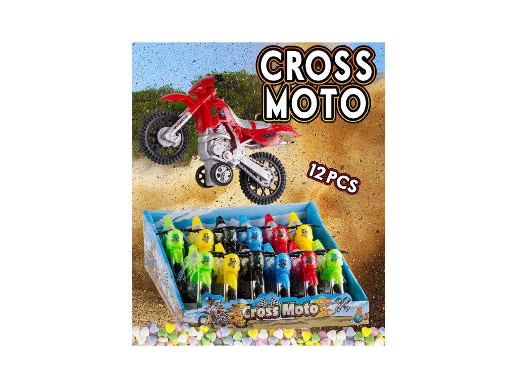 Cross Moto 5g 12ks
