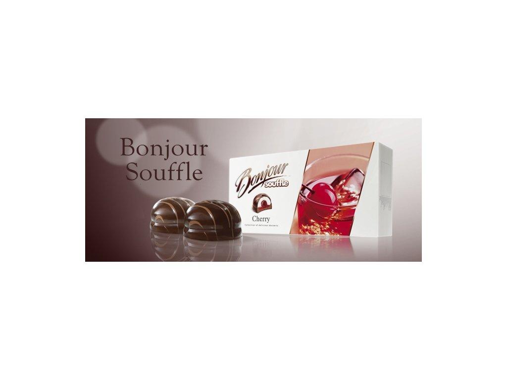Konti Dessert Bonjour Cherry 232g