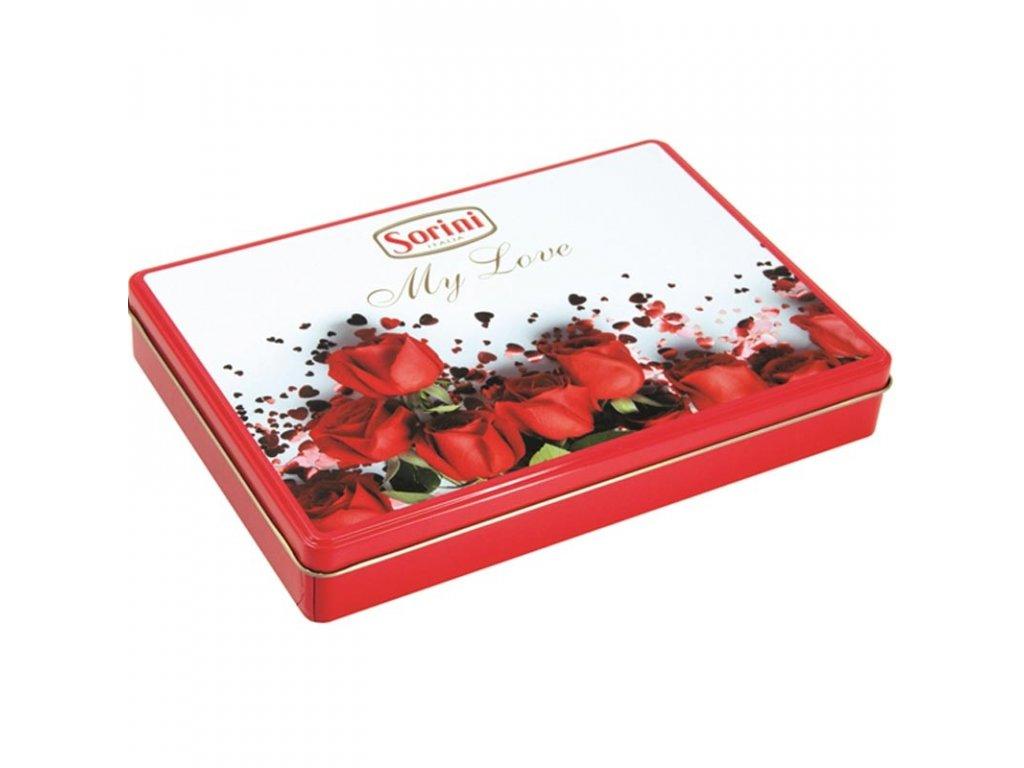 Sorini Čokoládové pralinky My love 188g