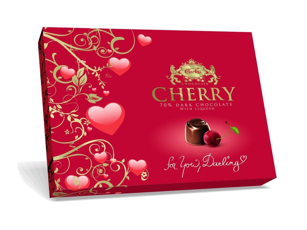 Carla Višně v čokoládě For you darling 190g
