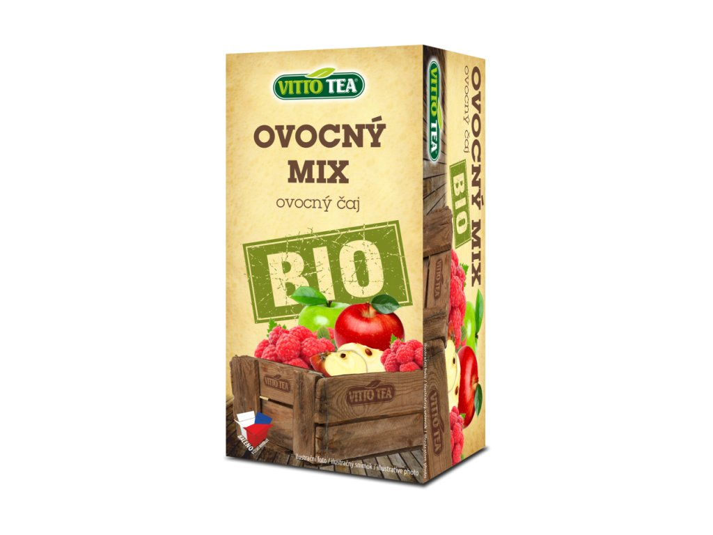 Vitto Tea Ovocný mix bio 20x2g
