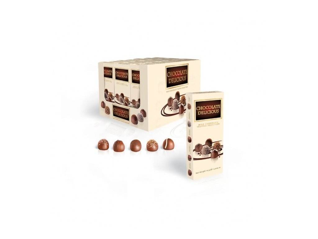 Chocolate Delicious 125g