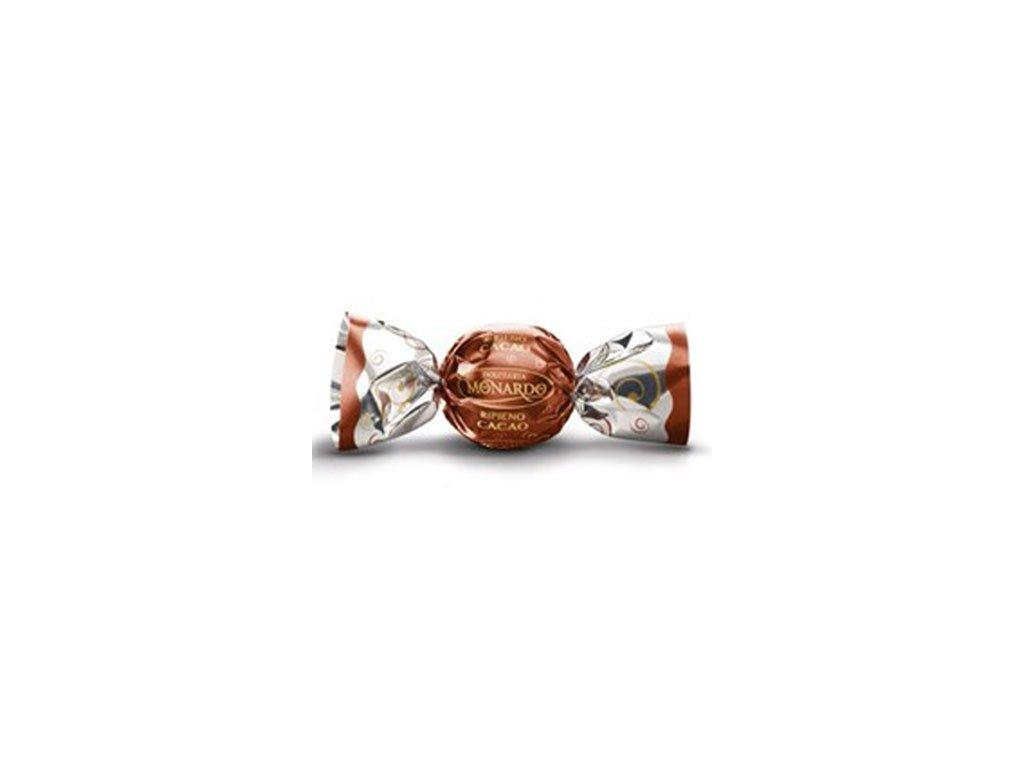 Čokoládové bonbony MONARDO Káva hnědé 1kg
