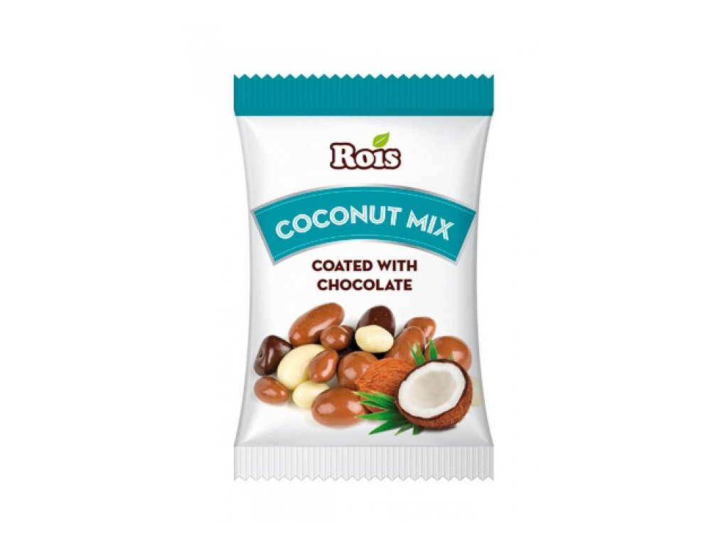 Rois Coconut mix Kokos v čokoládě 80g