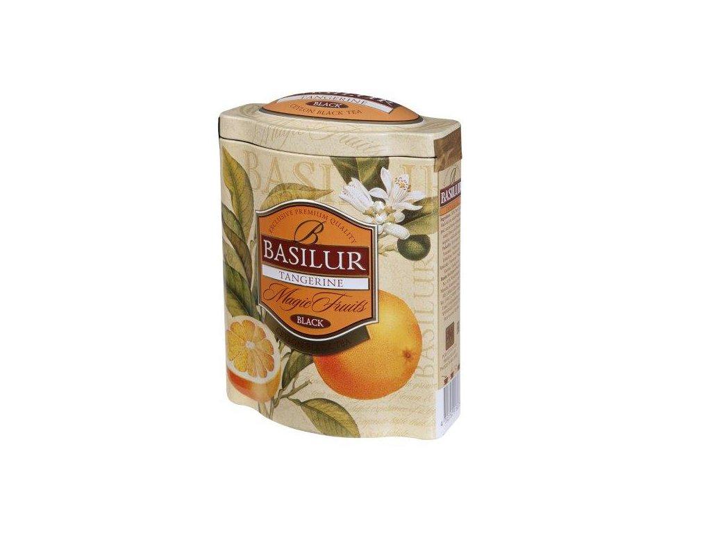 Basilur Magic Tangerine plech 100g