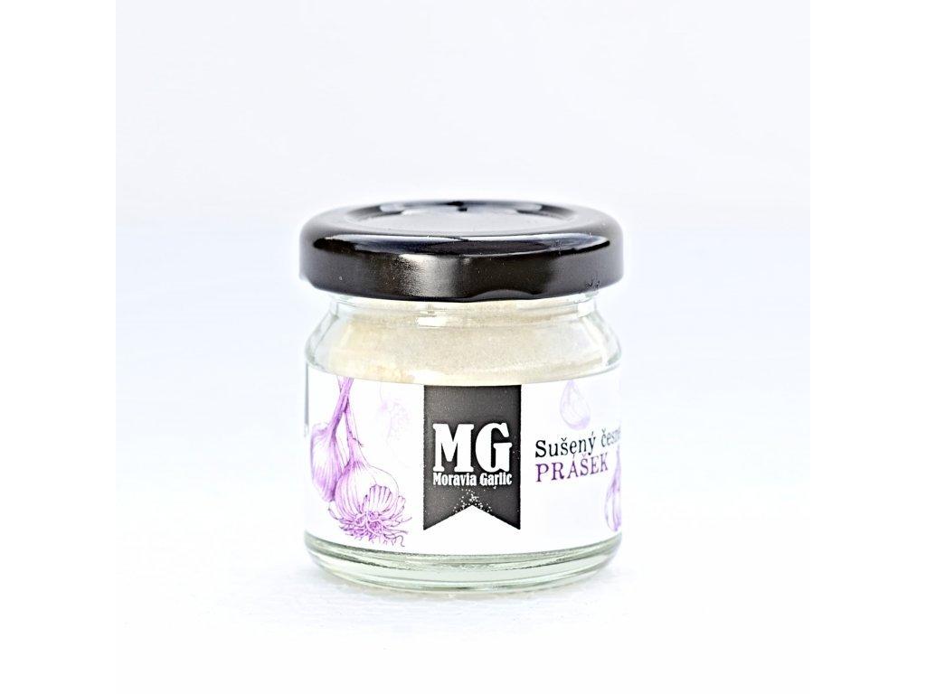 Moravia Garlic Sušený česnek 20g