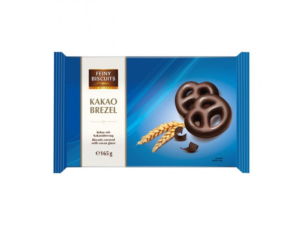 Feiny Čokoládové preclíky 165g