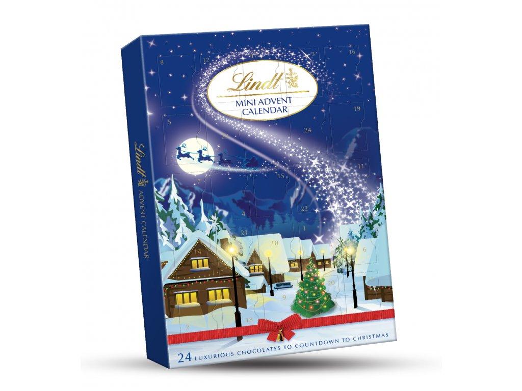 Lindt Mini adventní kalendář 115g