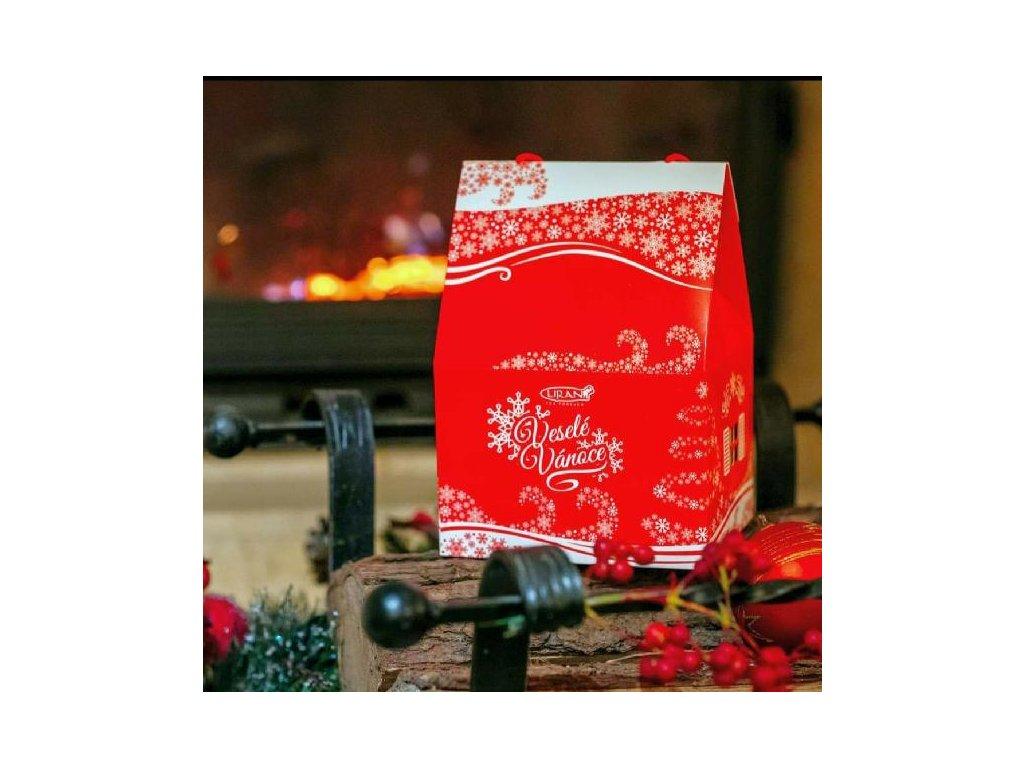 Liran Dárkové balení čajů Veselé vánoce 32g