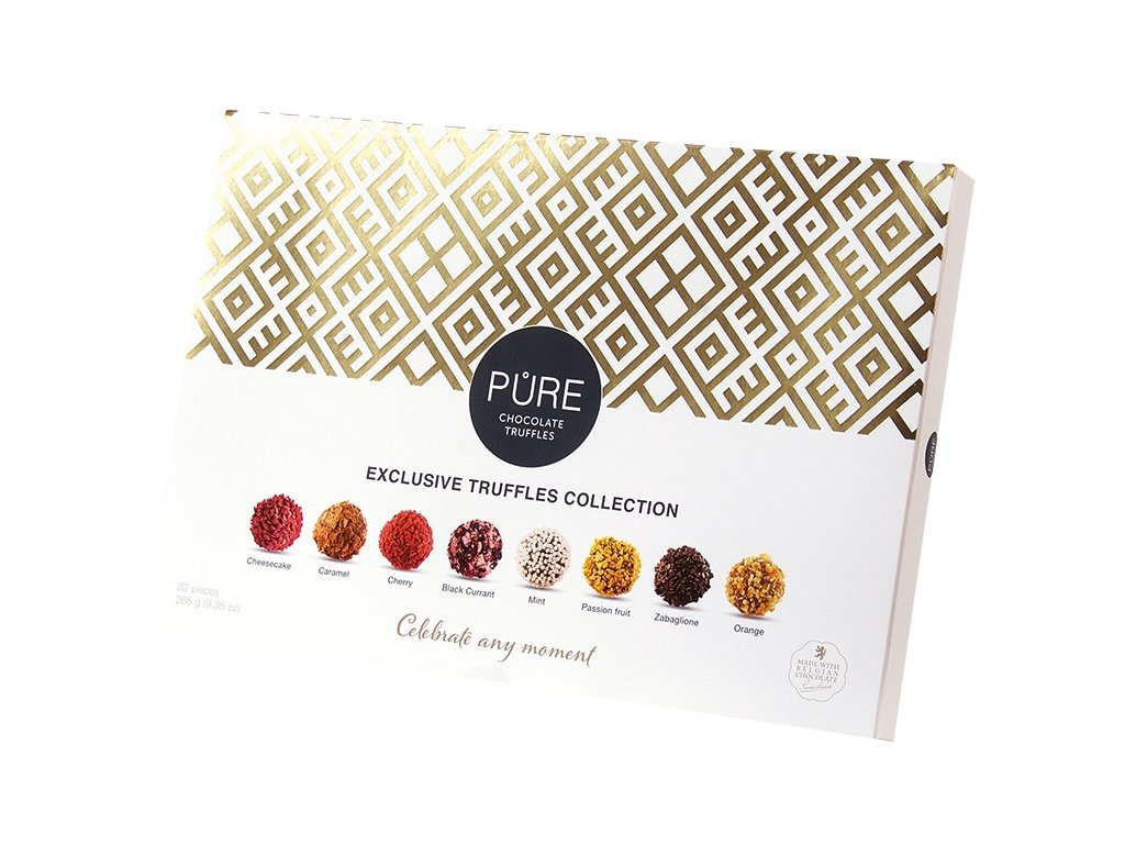 PURE Exklusive Truffles collection 265g