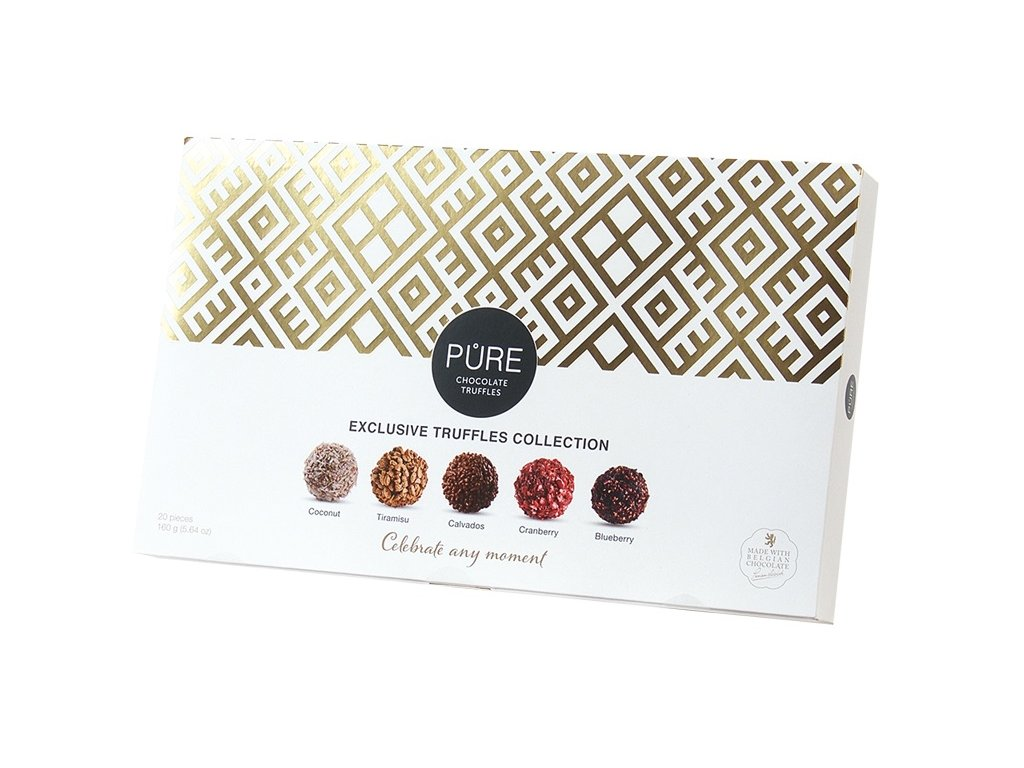PURE Exclusive Truffle 160g