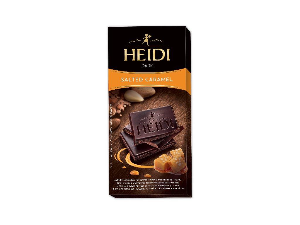 Heidi Dark Salted Caramel 80g