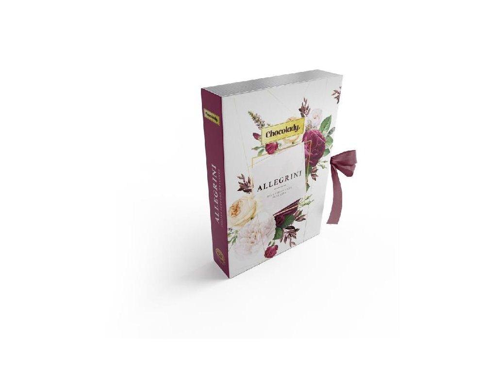Chocolady Kniha Allegrini 150g