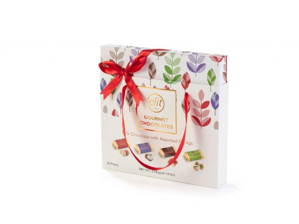Elit Gourmet Chocolates Směs bonbónů s náplní 174g